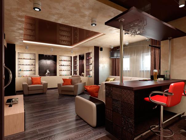 Жилой цокольный этаж: в чем преимущества?