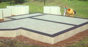 Почему монолитная фундаментная плита выгоднее других фундаментов