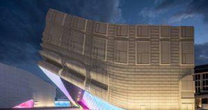 Архитекторы приоткрыли завесу над новым ночным клубом