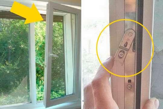 Как закрыть пластиковое окно, если его заклинило