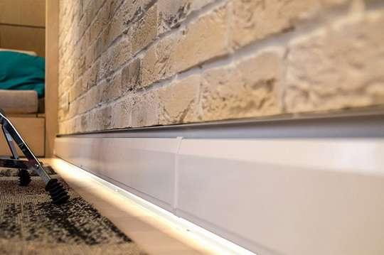 Новые технологии отопления в 21-м веке: радиатор вместо плинтуса