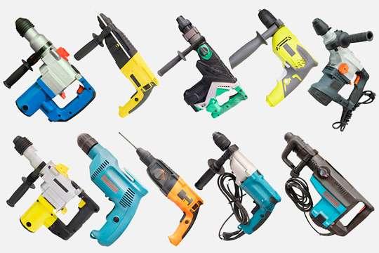 Первая десятка лучших производителей электроинструментов мира. Обзор