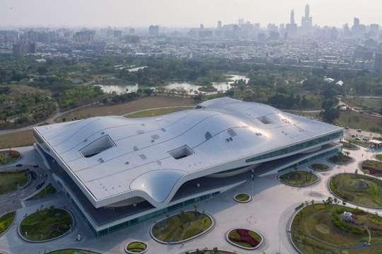 Открылся самый большой центр искусств в мире