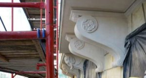 Реставрация уникальных балконов во Львове подорожала