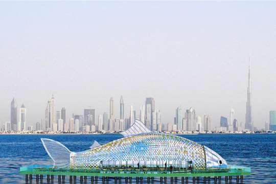 В ОАЭ всплывет гигантская азербайджанская рыба