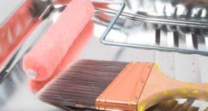 Пензлі та валики і тип фарбі – як правильно вибрати інструменти