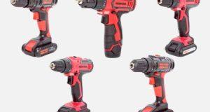 Обзор аккумуляторных дрелей-шуроповертов RedVerg 2018 года