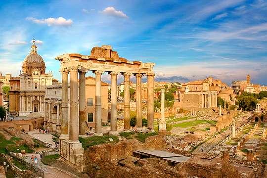 Пятерка великих строительных изобретений Древнего Рима