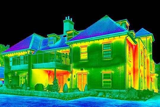 Самые распространенные источники потери тепла в частных домах. Окончание