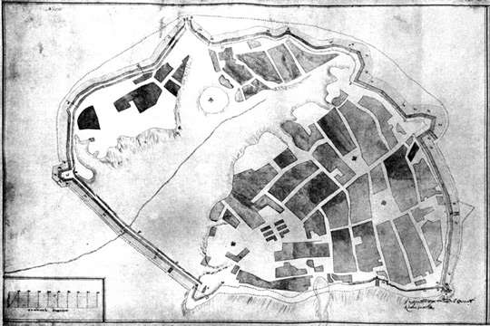 Как выглядела Полтава более 100 лет назад. Фото
