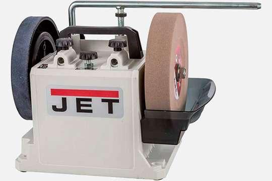 Jet представила новый шлифовально-полировальный станок