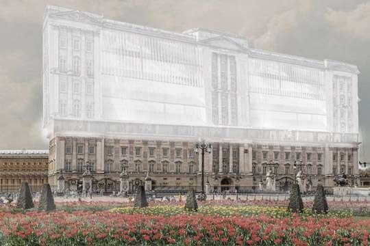 Дворец королевы превратят в доступное жилье