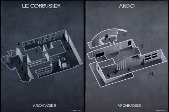 «Пустота» по-новому смотрит на работы архитекторов