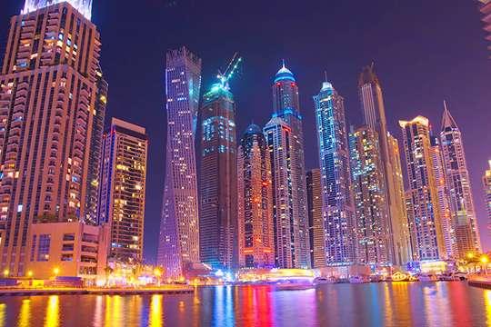 Дубай к 2021 году станет самым высокотехнологичным мегаполисом в мире