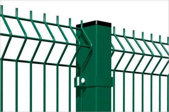 Что представляет из себя 3D-сетка, или «забор Гиттер»