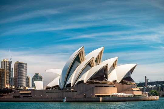 Какой могла быть Сиднейская опера