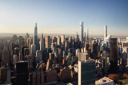Обладатель звания самого высокого здания в западном полушарии может измениться