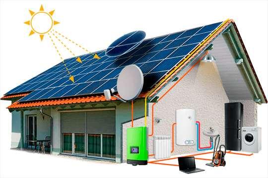 Как подобрать оборудование для домашней солнечной электростанции. Окончание