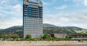 Рекорд по высоте деревянных зданий обновили