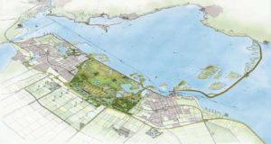 Самый большой искусственный парк в мире будут посещать более 2 млн. раз в год
