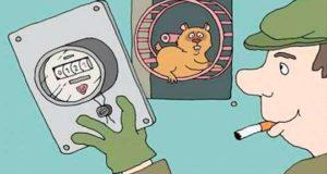 Как электронные счетчики от «Киевэнерго» накручивают больше, чем есть на самом деле