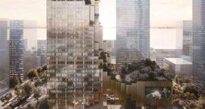Для самого большого ткацкого предприятия в мире построят небоскреб