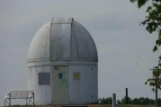 Обсерваторию превратили в гигантского R2-D2