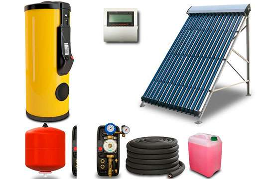 Солнечный коллектор: устройство и принципы работы. Часть 5