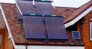 Солнечный коллектор: устройство и принципы работы. Часть 2