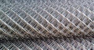 Металлическая сетка: особенности, применение