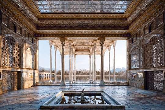 Архитекторам удалось восстановить Зеркальный дворец