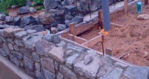 Как соорудить бутовый фундамент для дачного дома