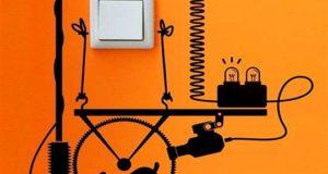 Курьезы: придумали самые сложные электровыключатели в мире. Фото