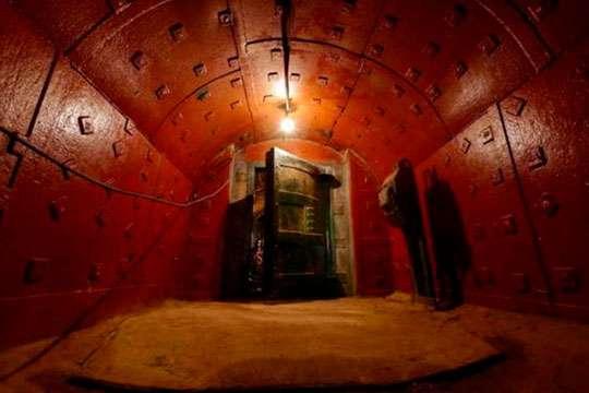 Обнаружили неизвестный ранее секретный бункер Сталина