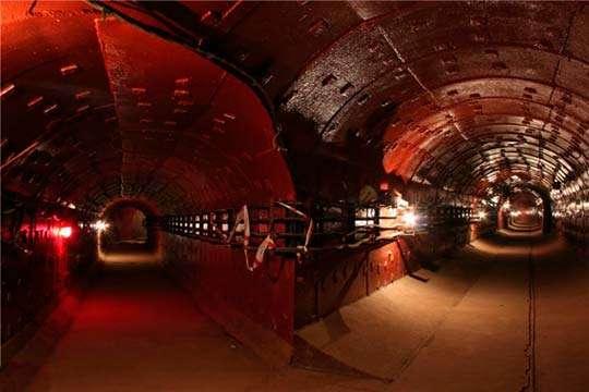 Как был построен бункер Сталина