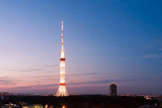 Как в Киеве построили телевышку: подлинная история