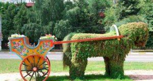 Лучшая садово-парковая архитектура мира-2. Фото
