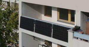 Как установить солнечные батареи на балконе и лоджии