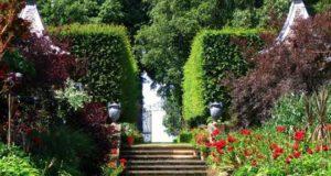Лучшая садово-парковая архитектура мира. Фото