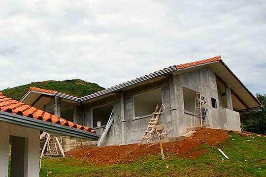 Как построить надежный дом на слабом грунте. Часть 2