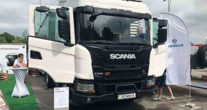 Какие новинки показала Scania на Агро-2019