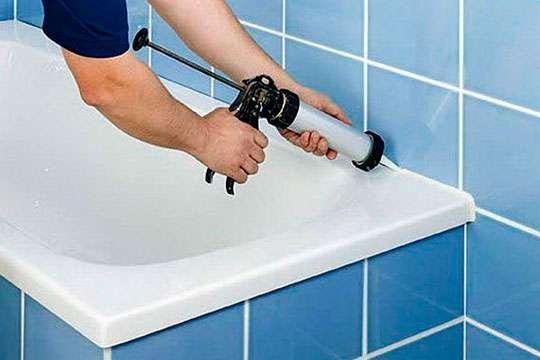 Как выбрать герметик для домашних работ