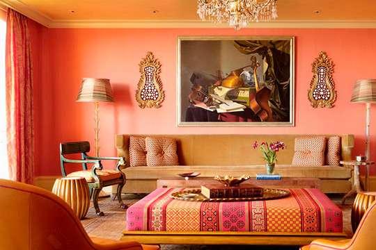 Лучшие варианты оформления квартиры в восточном стиле. Фото