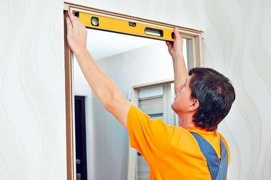 Как правильно замерить проем под дверь