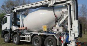 Что такое ленточный конвейер для бетона