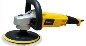 Обзор сетевой полировальной машины Stanley SP137