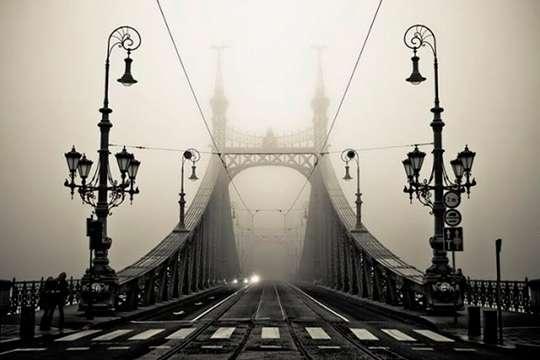 Самые мистические мосты на Земле. Фото