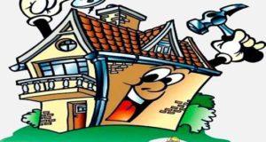 Как самому построить недорогой деревянный дом. Фото. Часть 4