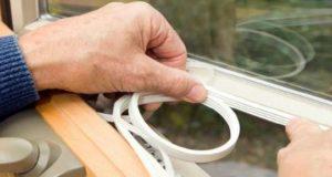 Как своими руками заменить уплотнители на ПВХ-окнах