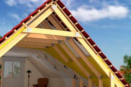 Как оптимально утеплить крышу собственного дома